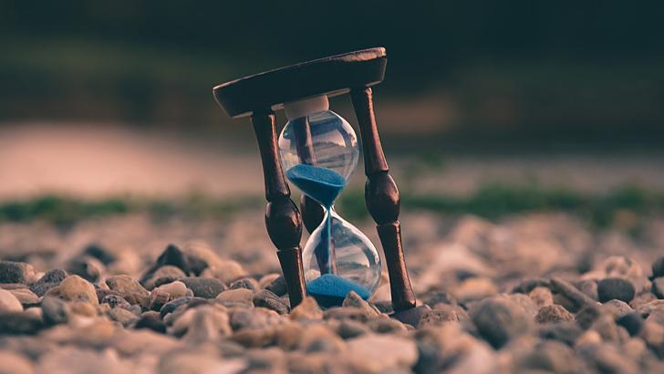ブログに使える時間はどのくらい?