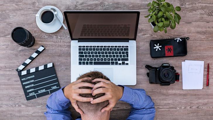 管理人のブログ失敗談